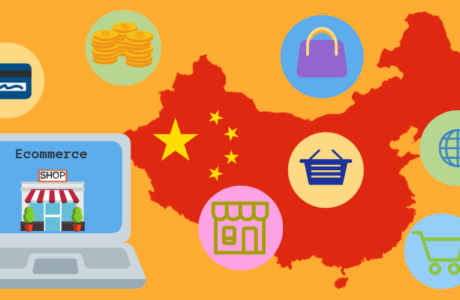 ecommerce in cina