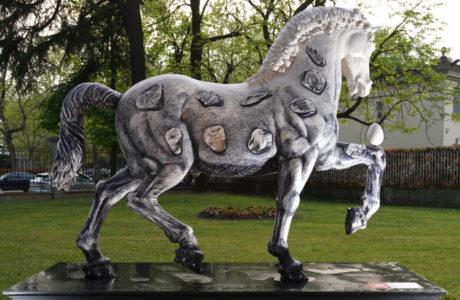 Cavallo di Leonardo Tuvia