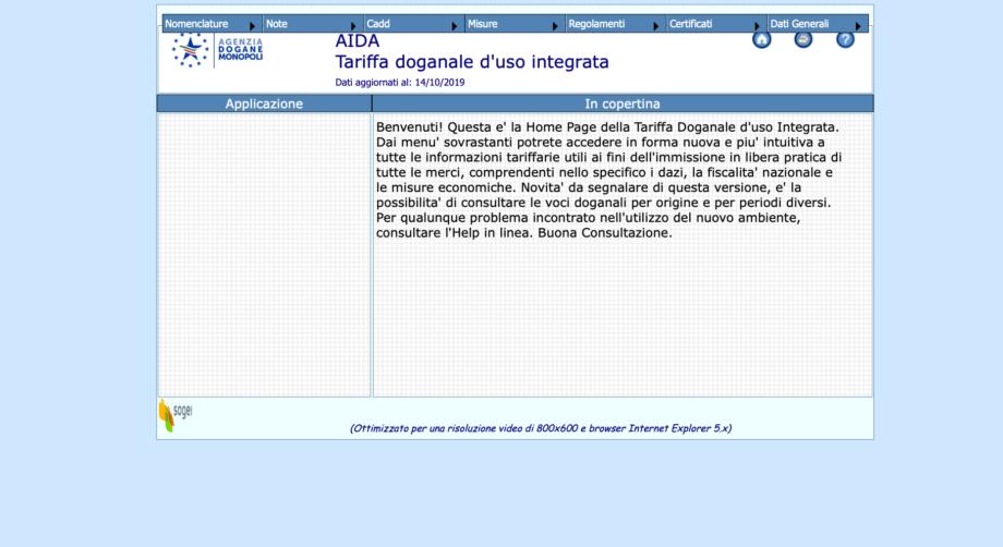 portale-aida-tariffa-doganale-taric